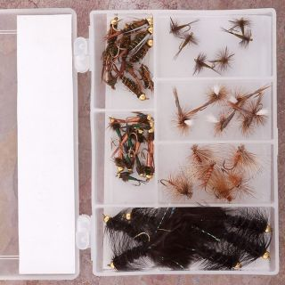All Around Trout Selection 48 Flies