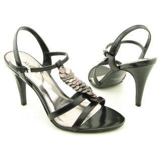 ALFANI Randi Heels Pumps Shoes Black Womens Shoes