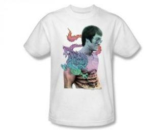 Bruce Lee Dragon Tattoo Martial Arts Legend T Shirt Tee
