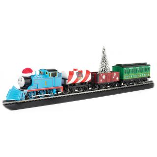Bachmann HO Scale Thomas and Friends Thomas Holiday Train Set