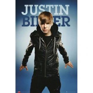 Justin Bieber, (Dimension  Maxi 61 x 91.5cm)… Voir la présentation