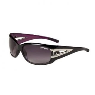 Tifosi Womens Lust Sport Sunglasses,Black And Pink Frame