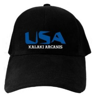Caps Black Usa Kalaki Arcanis  Martial Arts Clothing