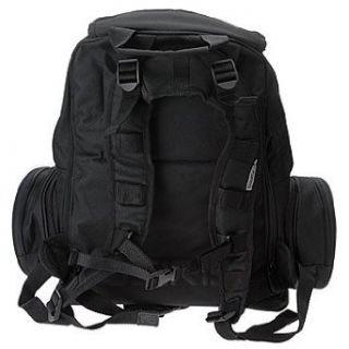 Osiris Mens G Bag Backpack (Black/Grey 0.0 OT) Clothing