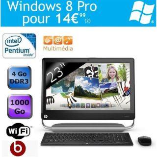 HP TouchSmart 520 1120ef Desktop PC   Achat / Vente ORDINATEUR TOUT EN