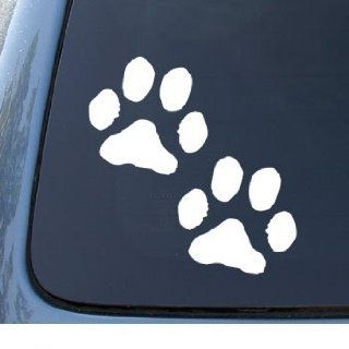 PAW PRINTS   Puppy Dog   Car, Truck, Notebook, Vinyl Decal Sticker