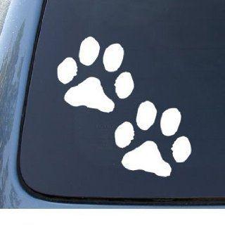 PAW PRINTS   Puppy Dog   Car, Truck, Notebook, Vinyl Decal Sticker