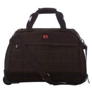 Wenger Swiss Gear Aubonne 21 inch Carry On Rolling Duffel Bag