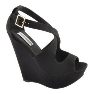 Womens Steve Madden Xternal Black Suede Today $79.95