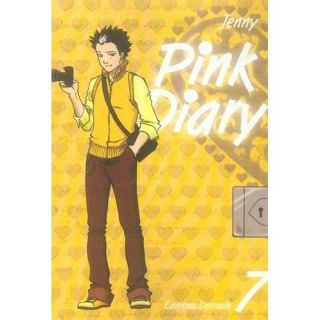Pink diary t.7   Achat / Vente Manga Jenny pas cher