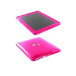 IPAD Hard Rubber Skin (Pink)