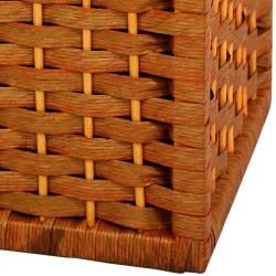 Natural Fiber 17 inch Basket (China)