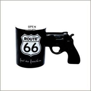 ROUTE 66   Mug pistolet   Achat / Vente BOL   MUG   MAZAGRAN ROUTE 66