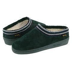 Old Friend Ladies Clog Forest Green Slippers