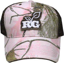 AUTHENTIC REALTREE GIRL AP PINK CAP