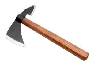 BULLSEYE TOMAHAWK THROWING AXE Sports & Outdoors