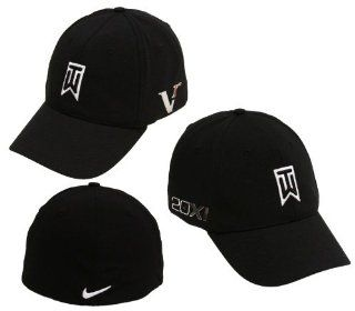 Nike TW Tiger Woods Tour FlexFit Golf Cap Hat 2010 Victory