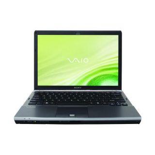 Sony VAIO VGN SR420J/B Laptop (Refurbished)