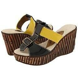Dezario Shore Black Multi Sandals