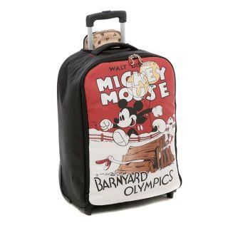 DISNEY Valise Trolley   Achat / Vente VALISE   BAGAGE DISNEY Mickey