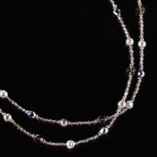 Carolee 60 inch Beaded Necklace