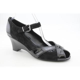 Vaneli Womens Birgitta Regular Suede Dress Shoes Narrow