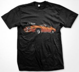 Pontiac GTO Judge, All Rise Mens T shirt, Officially