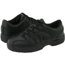 Lugz Charger Sr Black Leather Athletic