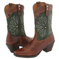 Ariat Daisy Rebel/Green Boots