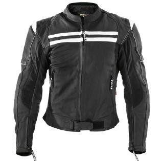 Vulcan VNE 98435 Armored Mens Racing Leather Motorcycle