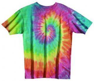 Tie Dye Shirt   Colorful Pastel Rainbow Swirl T shirt Tee