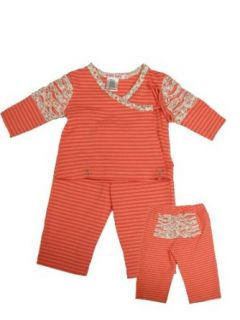 Baby Nay Baby Girls Infant Julie Two Piece Kimono Set