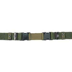 Olive Drab   Marine Corps Pistol Belt Extender Clothing