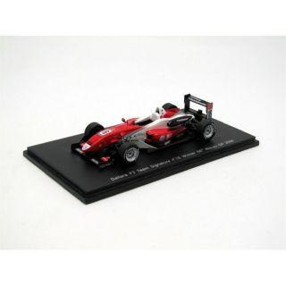 MODELE REDUIT MAQUETTE SPARK 1/43 DALLARA 399 F3   Winner Macau F3 GP