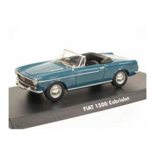 1959   NOREV   143   Bleu   Fiat 1500 Cabriolet   1959   NOREV   143