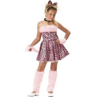 California Costumes 138436 Pink Leopard Child Costume