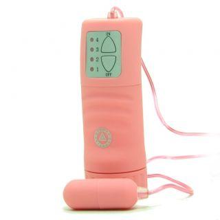 Golden Triangle Tickle Me Baby Waterproof Pink Bullet