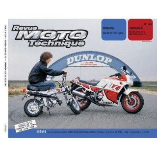 REVUE MOTO TECHNIQUE N° 69  HONDA DAX ST 70, YAMA   Achat / Vente