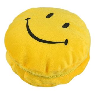24 disc Happy Face CD/ DVD Storage Case