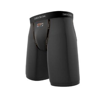 Shock Doctor   BasiX Compression Short with Flex Cup