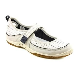 Sperry Top Sider Womens Clearwater Leather Casual Shoes