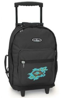 Christian Rolling Backpack Inspirational   Wheeled Travel
