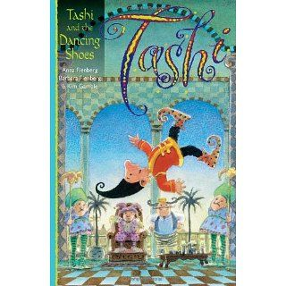 Tashi and the Dancing Shoes (Tashi series) Anna Fienberg, Barbara