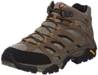 Merrell Moab Mid GORE TEX Waterproof Walking Boots Shoes