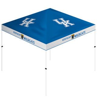 Kentucky Wildcats Gazebo 10x10 Tent Canopy