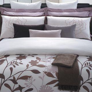 May Blossom Cotton 7 piece Duvet Cover Set