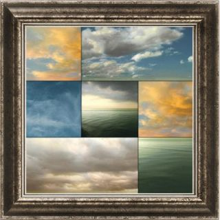 Donna Geissler Cloud Medley I Framed Art