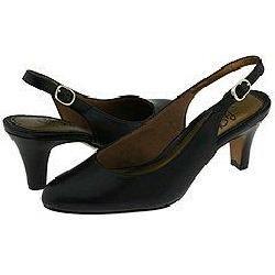 Lifestride Sherry Black Pumps/Heels   Size 6 N (AA