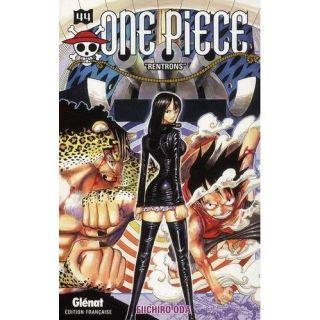 One piece t.44 ; rentrons   Achat / Vente Manga Eiichiro Oda pas cher
