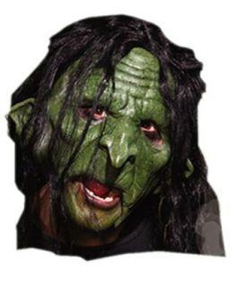 Goblin Foam Latex Mask Clothing